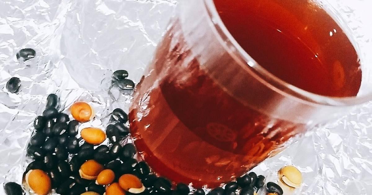 Nước đậu đen, đậu ván