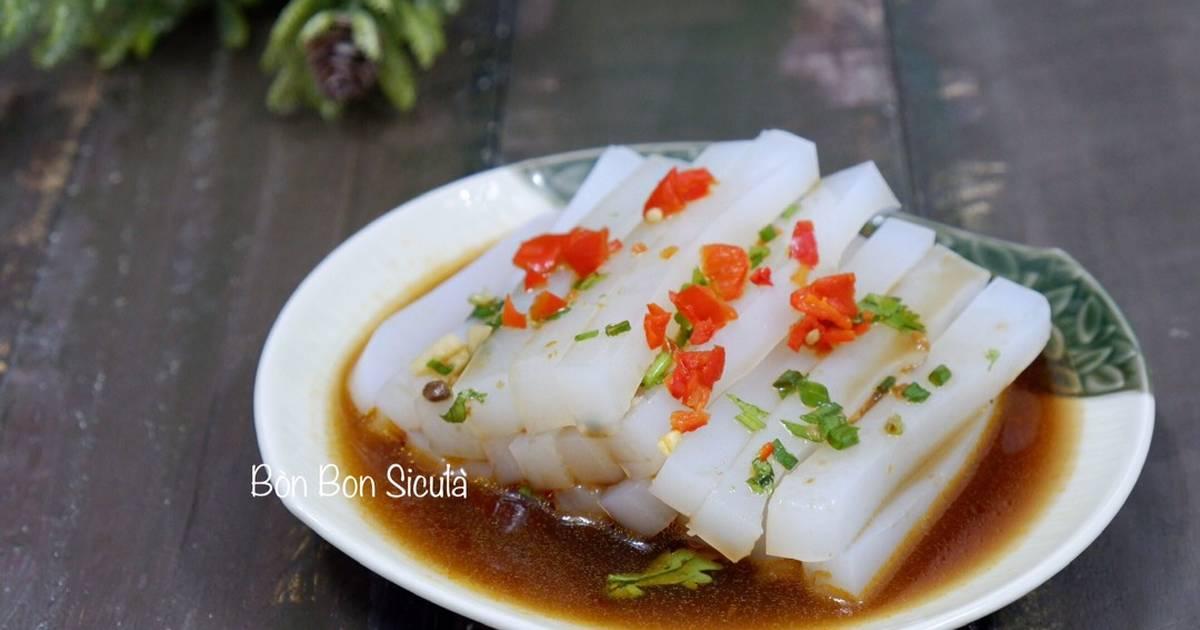 Mì Thạch Hàn Quốc (Jelly Noodle)