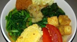 Hình ảnh món Bánh Đa Chay Liên Hạnh