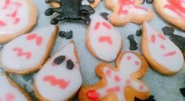 Hình ảnh món Icing cookies cho mùa Halloween