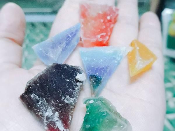 Kẹo đá quý(japanese jelly)