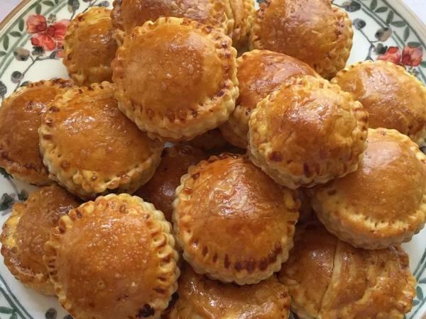 Bánh Pâté chaud