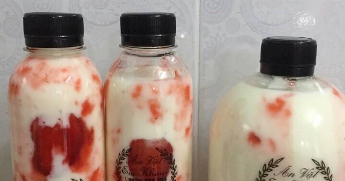 Sữa chua trái cây tươi