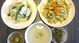 Hình ảnh món Một bữa cơm chay đơn giản (Part 3)