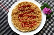 """Mì Pizza"" kiểu Việt Nam"