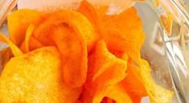 Hình ảnh món Snack khoai tây- khoai tây lắc phomai