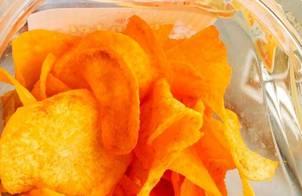 Snack khoai tây- khoai tây lắc phomai