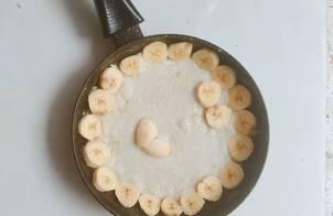 Cháo yến mạch ăn sáng