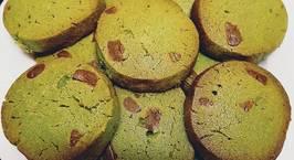 Hình ảnh món Bánh quy trà xanh (matcha cookies)
