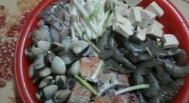 Hình ảnh món Lẩu hải sản