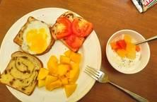 Bữa sáng ở Mỹ #1
