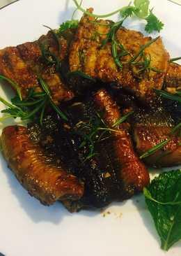 Lươn Việt nướng Hương thảo