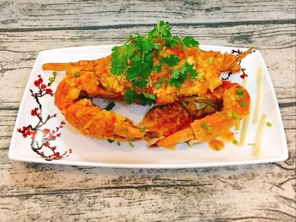 Cua Sốt Ớt Singapore (Chilli Crab)