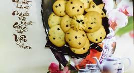 Hình ảnh món Bánh quy bơ nhân chocochip
