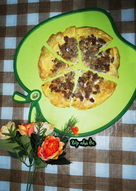 😁Trứng chiên kiểu pizza 😂