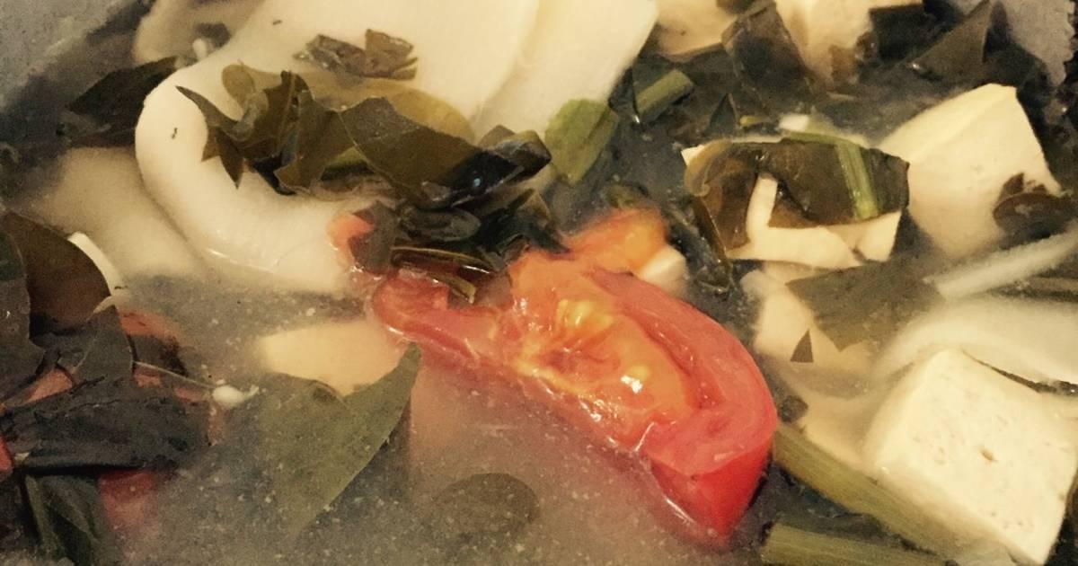 Lẩu ếch lá giang