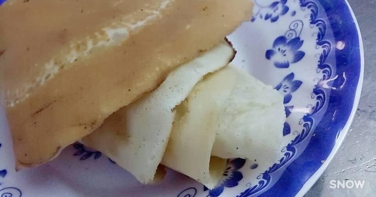 Bánh rán giòn giòn