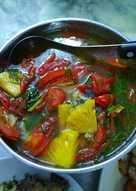 Cá trê nấu canh chua