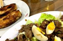 Salad bắp bò