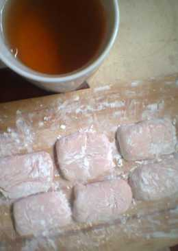 Bánh nếp dẻo Nhật Bản (Chichi Dango)