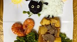 Hình ảnh món Chú cừu buồn bã