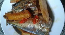 Hình ảnh món Cá nục bông kho khế