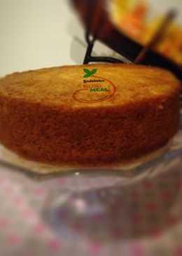 Bánh bông lan cho người mới bắt đầu làm bánh: gateau au yaourt