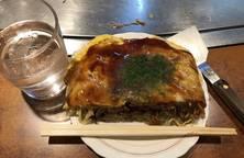 Bánh xèo Okonomiyaki !!