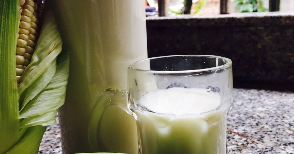 Sữa bắp dứa