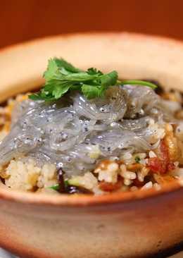 Cơm Niêu Việt Với Cá Sống