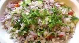 Hình ảnh món Salad trộn kiểu Địa Trung Hải (Tabbouleh)