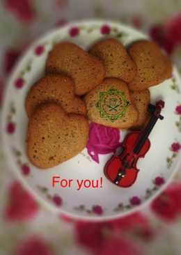 Bánh quy hương cafe!