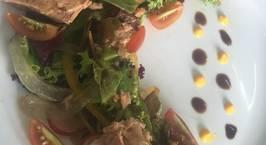 Hình ảnh món Salad Tuna
