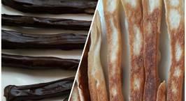 Hình ảnh món No oven Homemade pocky sticks