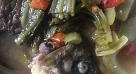 Hình ảnh món Cá Chép nấu dưa chua