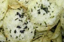 Snack khoai tây rong biển