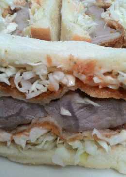 Katsu-sando - Sandwich Nhật
