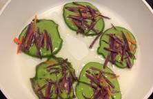 Bánh khoai lang tím Đà Lạt