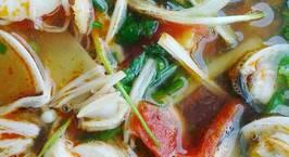 Hình ảnh món Canh Tôm chua kiểu Thái (Tom Yum Kung)