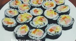 Hình ảnh món Kimbap