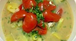 Hình ảnh món Cá nấu canh dứa