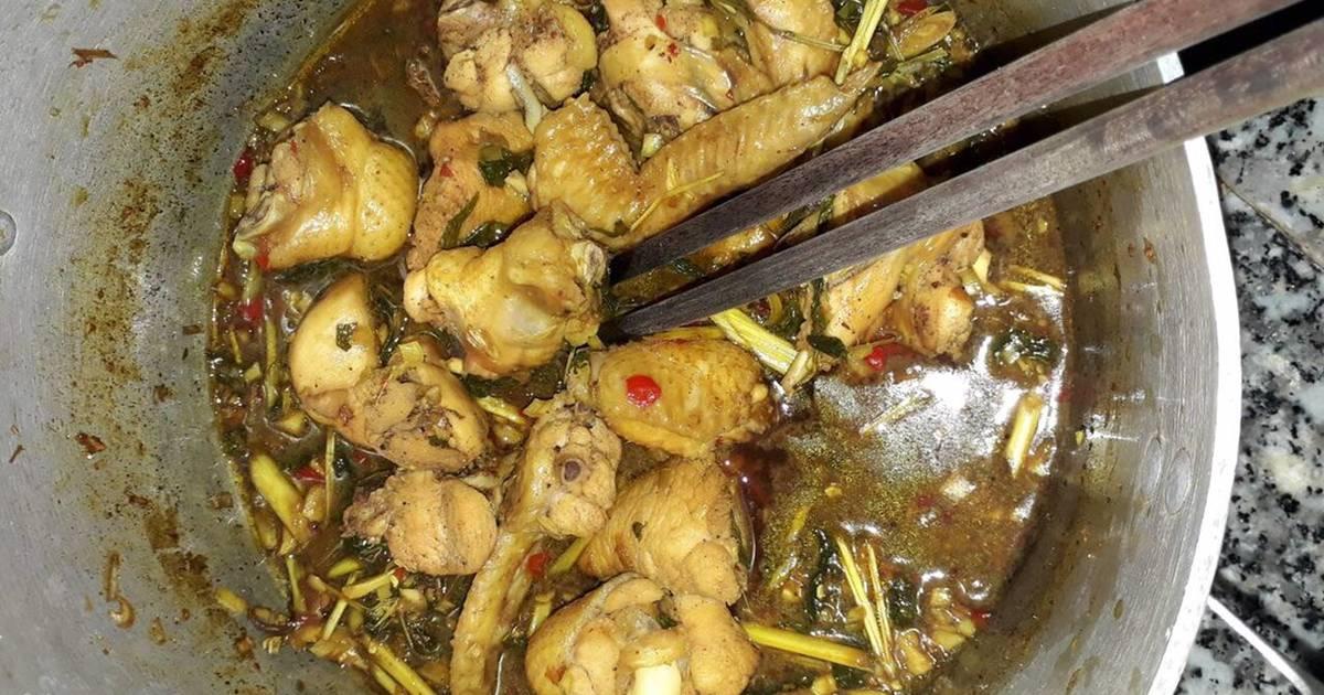Tỷ lệ nêm gà kho sả, ớt đặc biệt cho những bạn mới tập nấu ăn