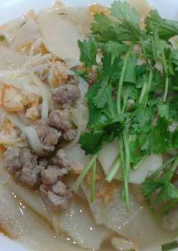 Canh Măng Tôm Thịt
