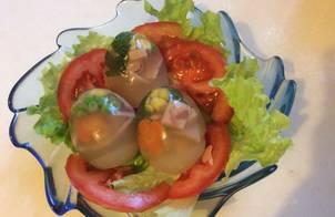 Món đông salade