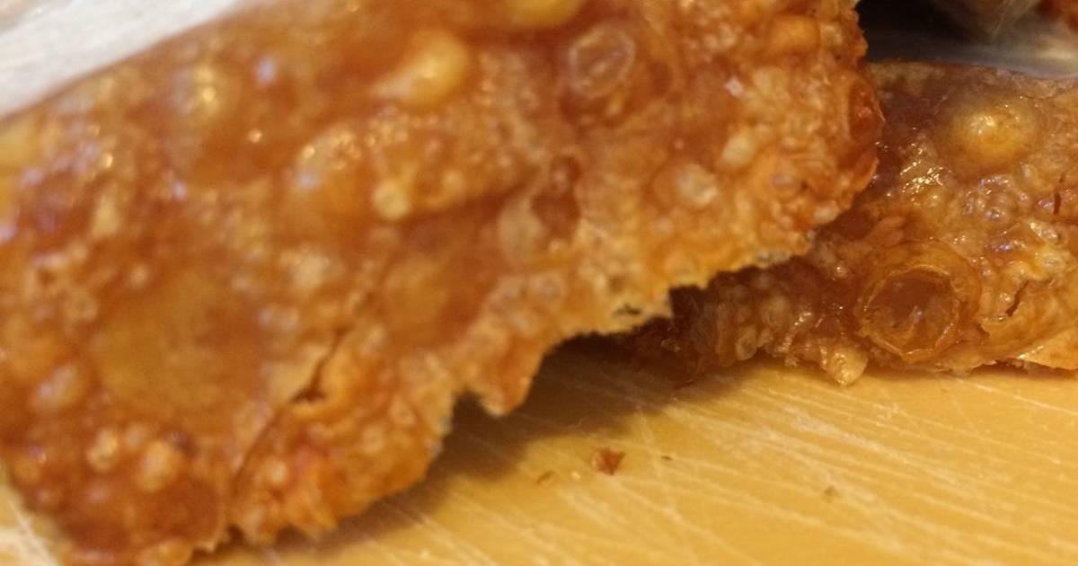 Thịt quay công thức phủ muối