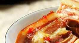 Hình ảnh món Thịt kho trứng (thịt kho rệu)