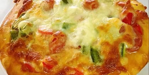 Hình ảnh Pizza Gà