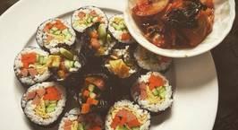 Hình ảnh món Cơm cuộn Hàn Quốc (KimBab)