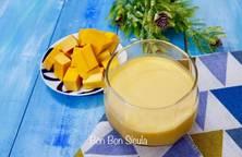 Sữa Bí Đỏ Cốt Dừa