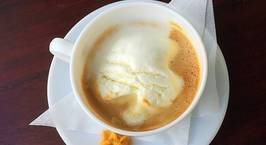 Hình ảnh món Affogato - Kem và Cafe